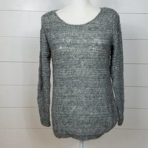Tommy Bahama Size S Gray Sweater Womens Wool
